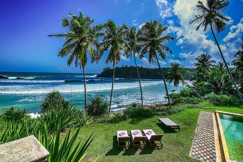 dickwella beach villa