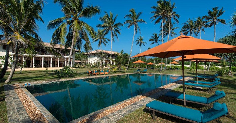 Pool garden talaramba reef
