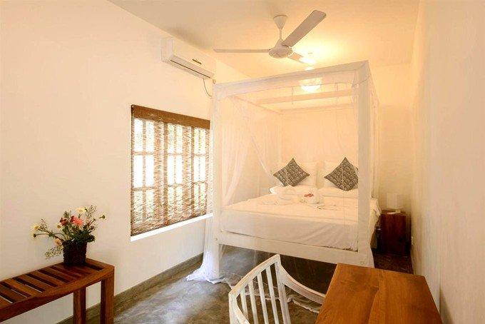 Double bedroom Beach house Mirissa
