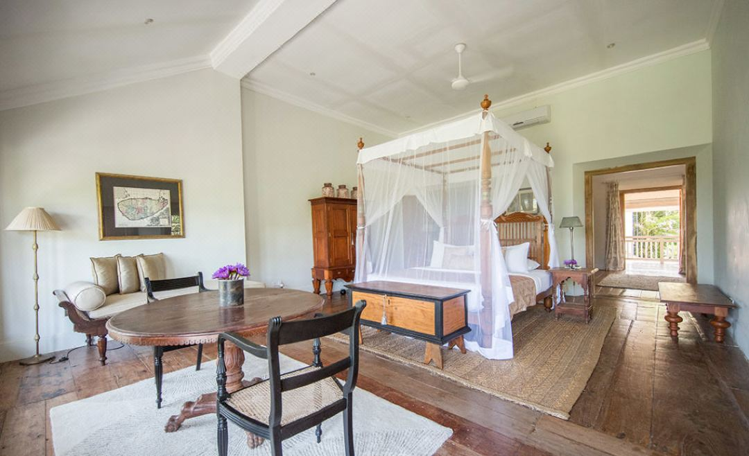day time 25 rampart street galle fort PREMIER SEA VIEW ROOM