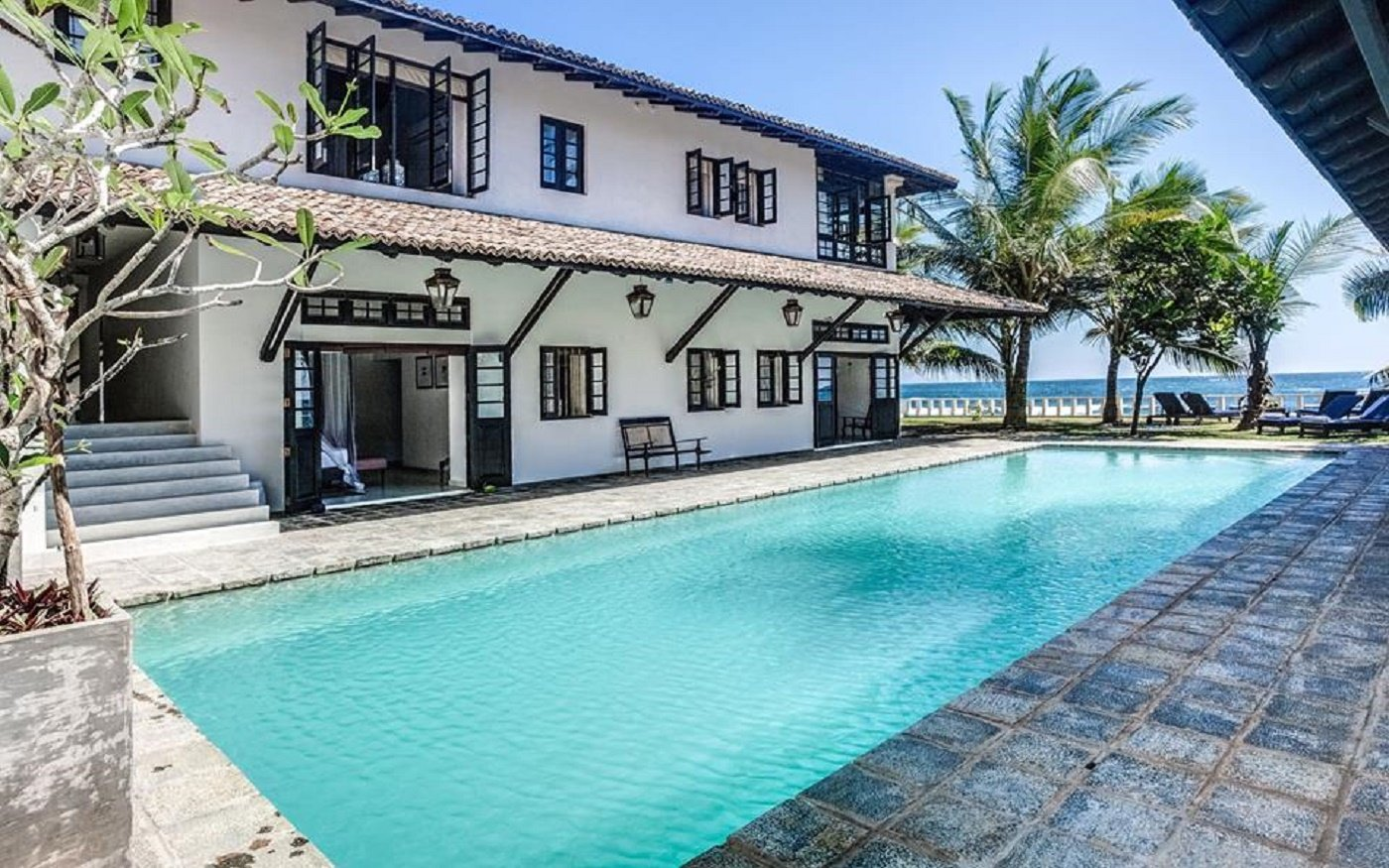 Luxury Beach house villa in  Galle