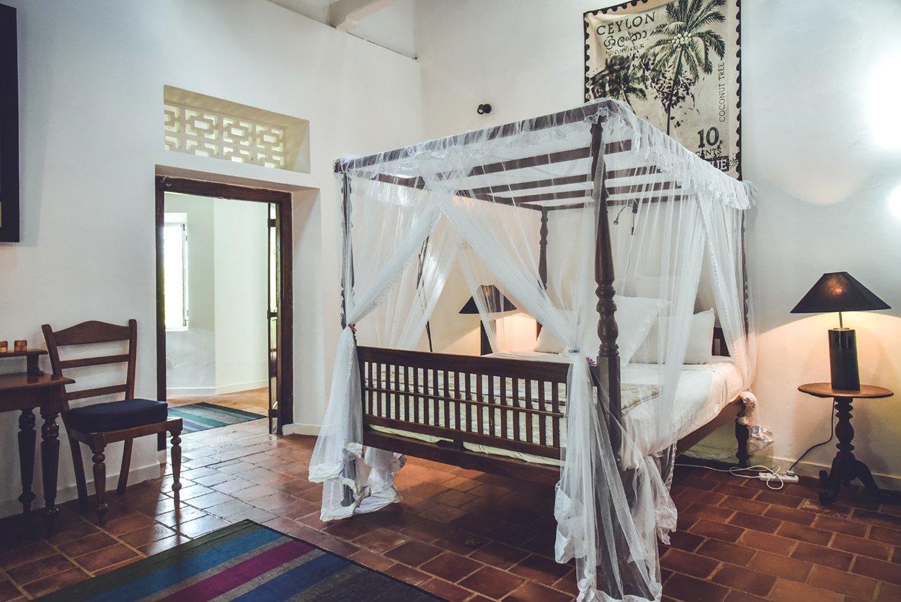 cottage bedrooms