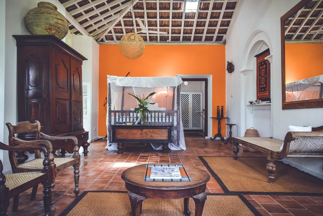 Ensuite Bedrooms Cheap budget villa Galle