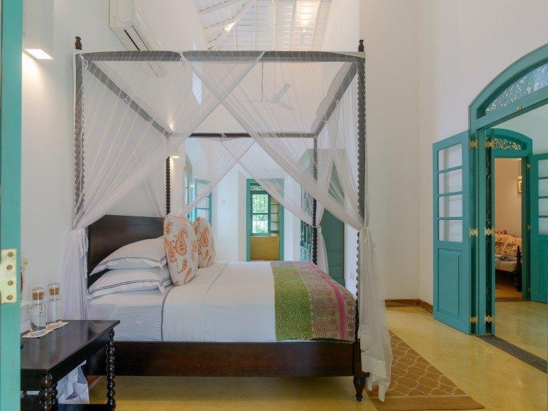 Ginger-bedroom_Merchant House Ahangama