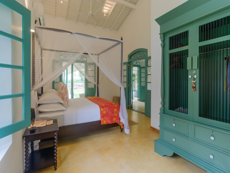 FRANGIPANI Bedroom Merchant House Ahangama