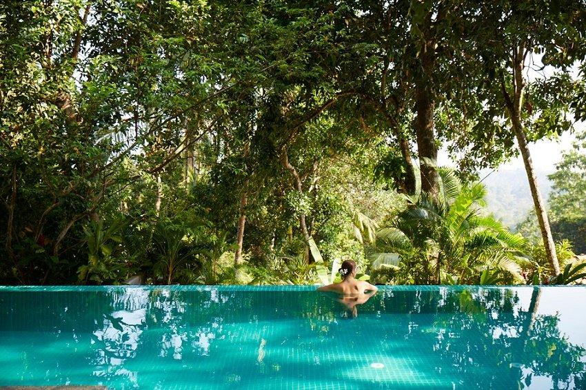 Satori villa Galle Sri Lanka Main pool