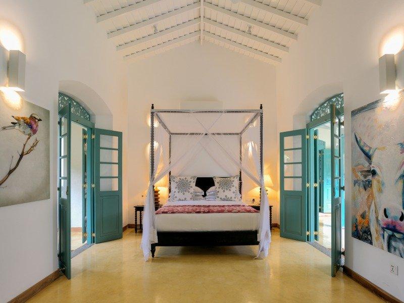 Ensuite double Master bedroom Merchant House Ahangama