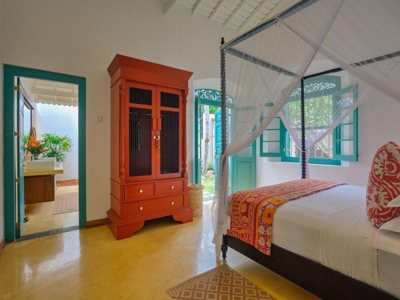 LILY bedroom Merchant House Ahangama