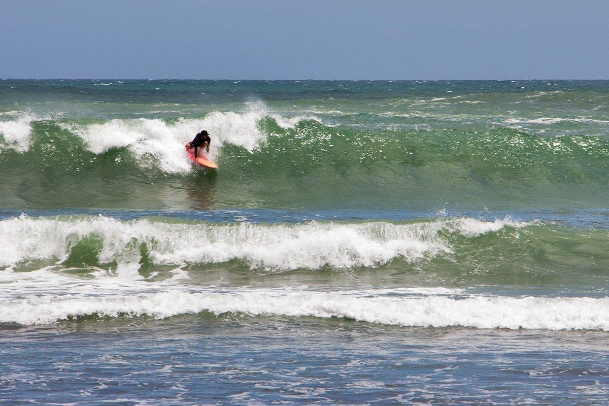 Beach Hiriketiya Surfers Villa Sri lanka