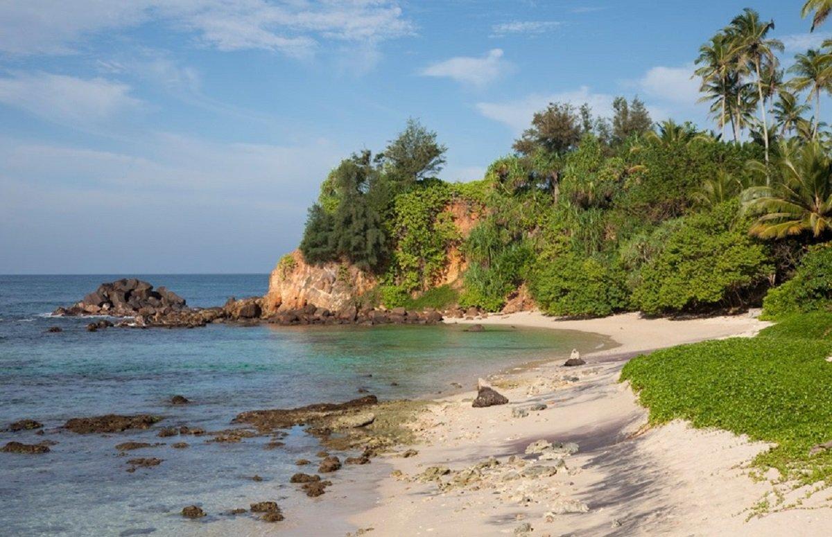 Location villa indisch Sri Lanka
