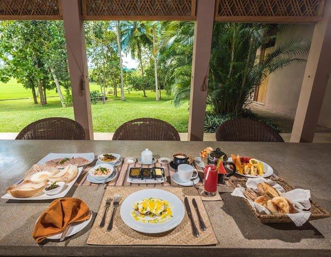 Food Yoga Retreat Sri Lanka