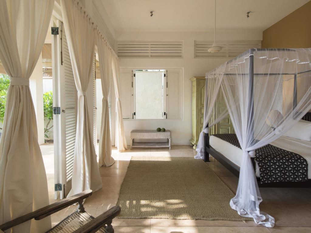 Sri villas Ensuite Garden bedrooms