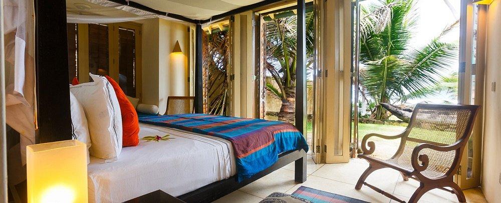 Bedroom villa Amabalama Galle
