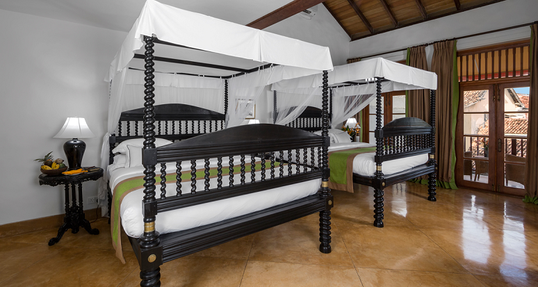 Twin Family large bedrooms