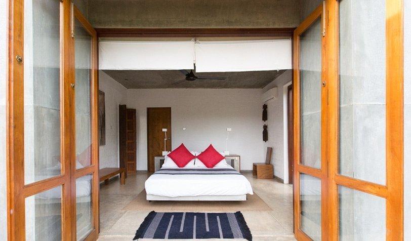 Courtyard Room Kadju house