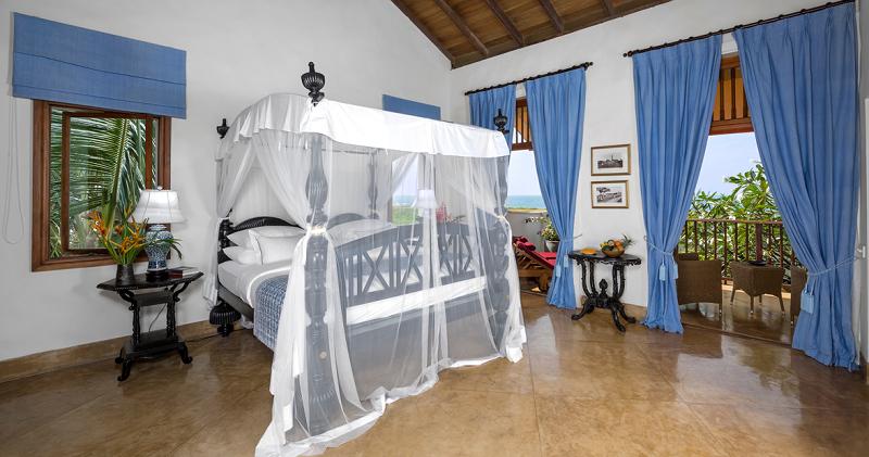 Master suite Thambili house