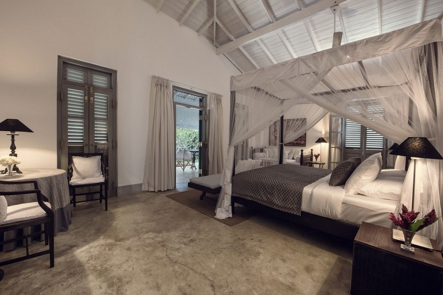 MASTER BEDROOM Taru villas