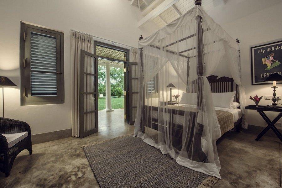VERANDAH ROOMS Taru villas
