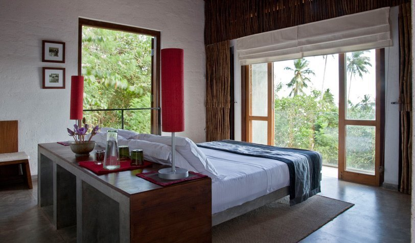 Double ensuite bedroom Kadju House