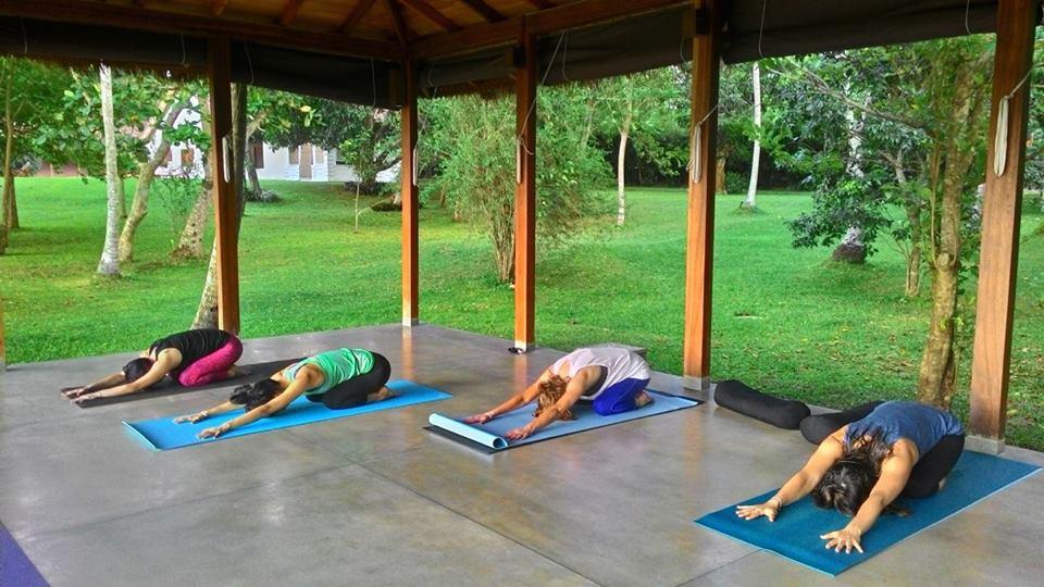 Yoga Retreat villa Sri Lanka