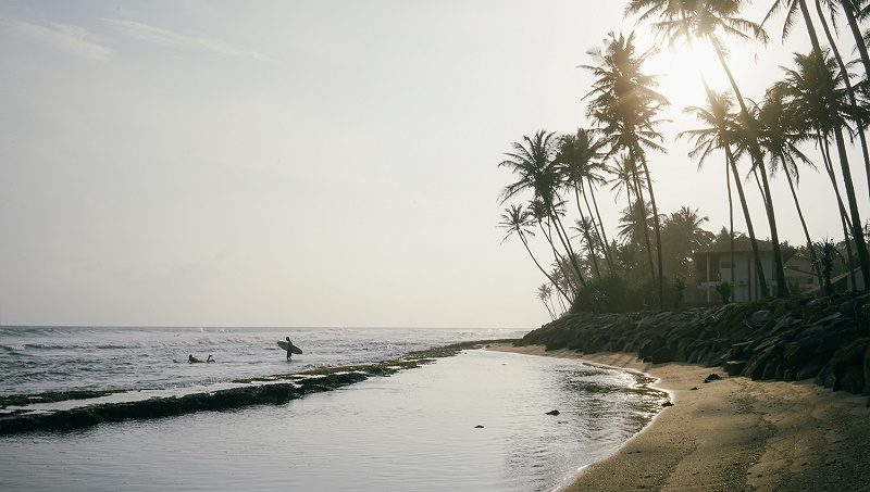 Surfing in Sri Lanka – Best beach Villas in Sri Lanka for surfing lovers.