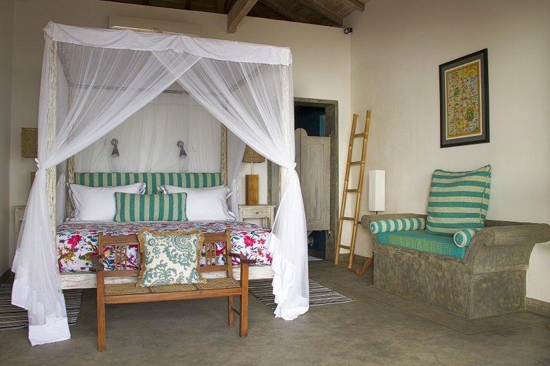 Double ensuoite bedrooms