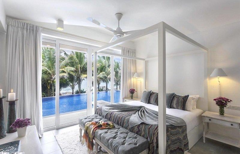 Ensuite double bedrooms Sandals Villa