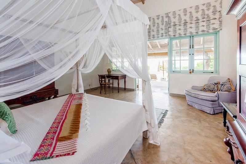 En-Suite Bedroom Samudra villa