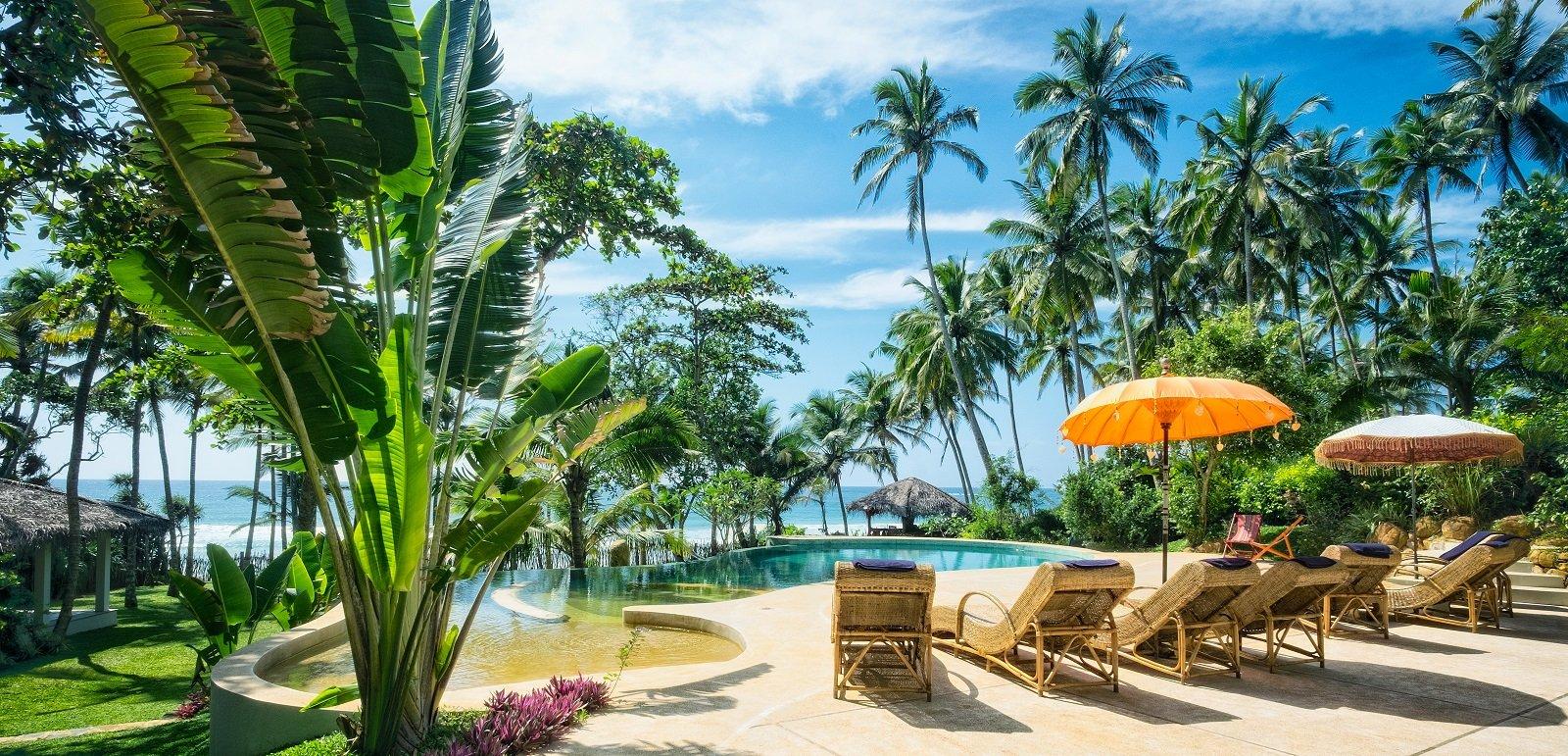 Views Luxury family villa dikwella sri lanka