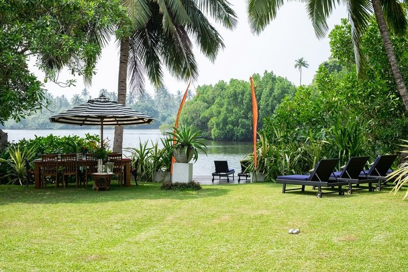The Lake gardens Villa Koggala Mandalay Sri Lanka