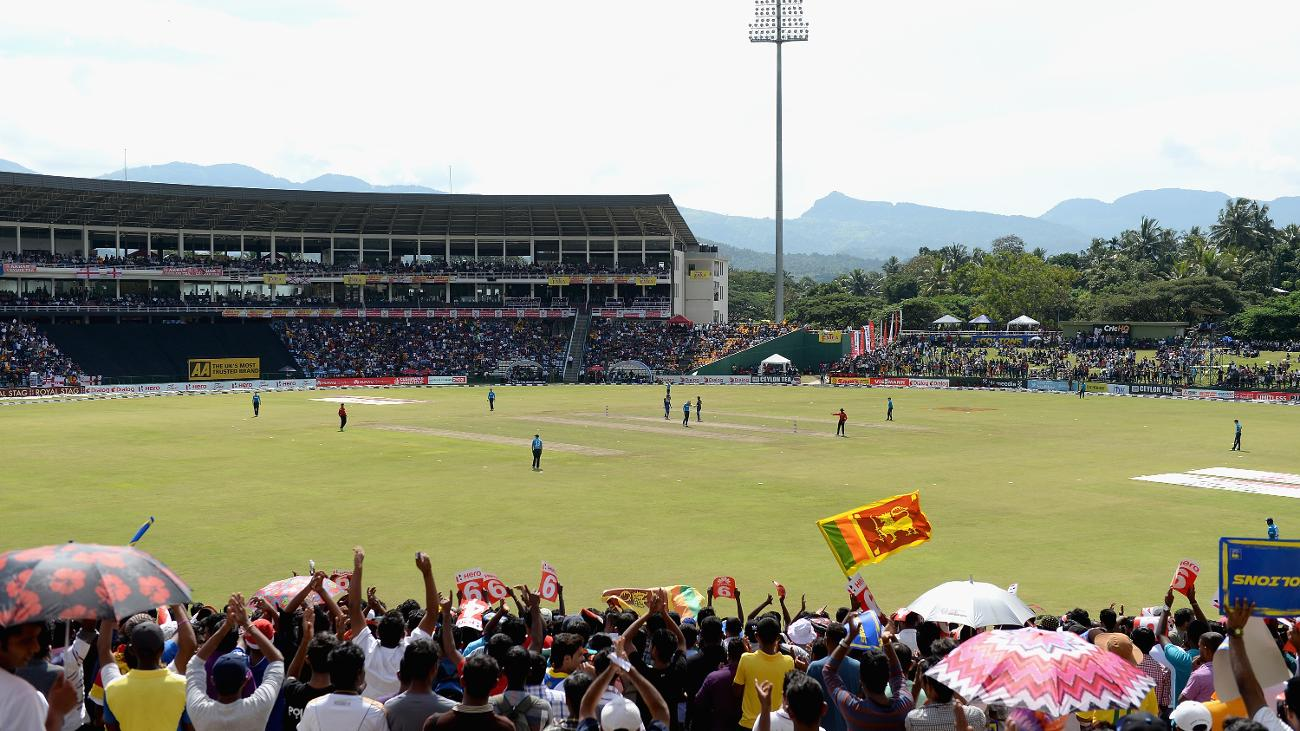Pallekelle cricket stadium Kandy