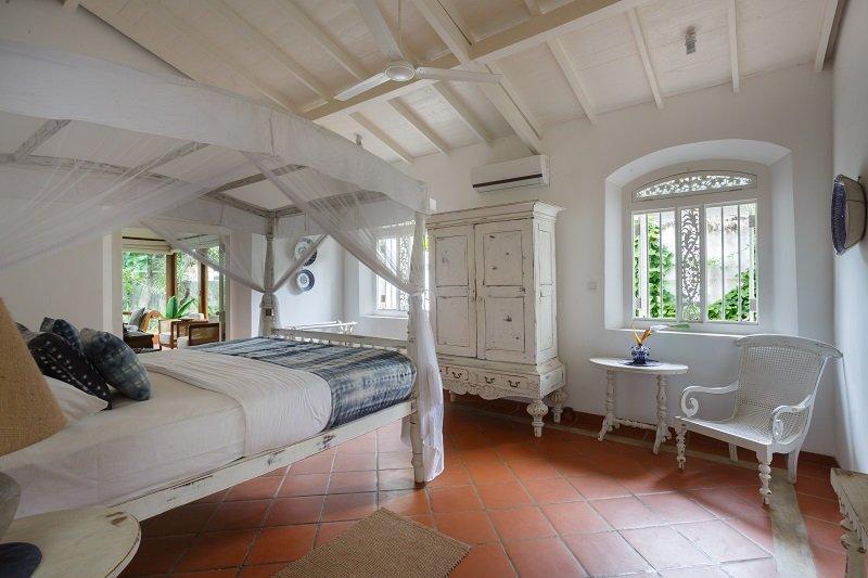 Ensuite Double Bedrooms Villa Victoria Sri Lanka