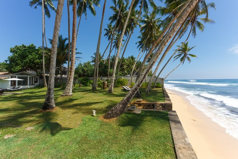 Beach front Location