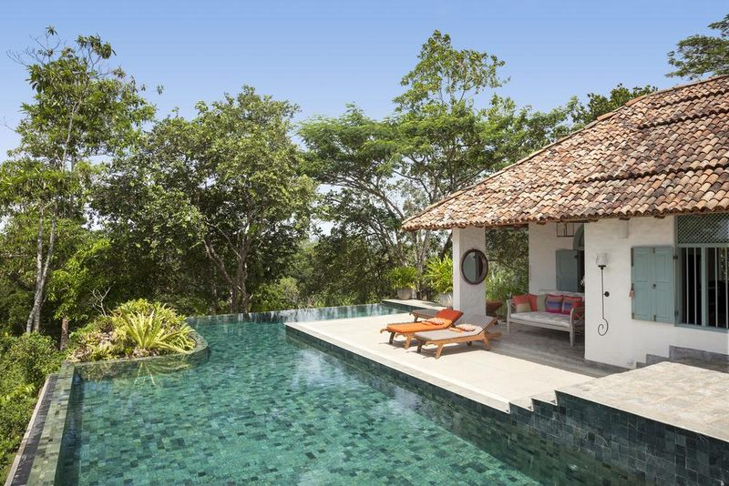 luxury villa in galle sri lanka