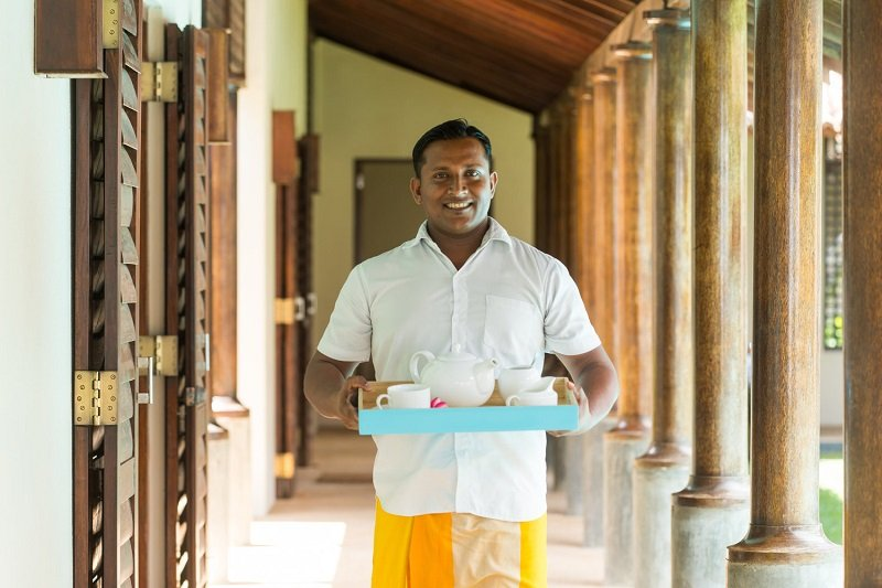 Auraliya villa Jagath Chef