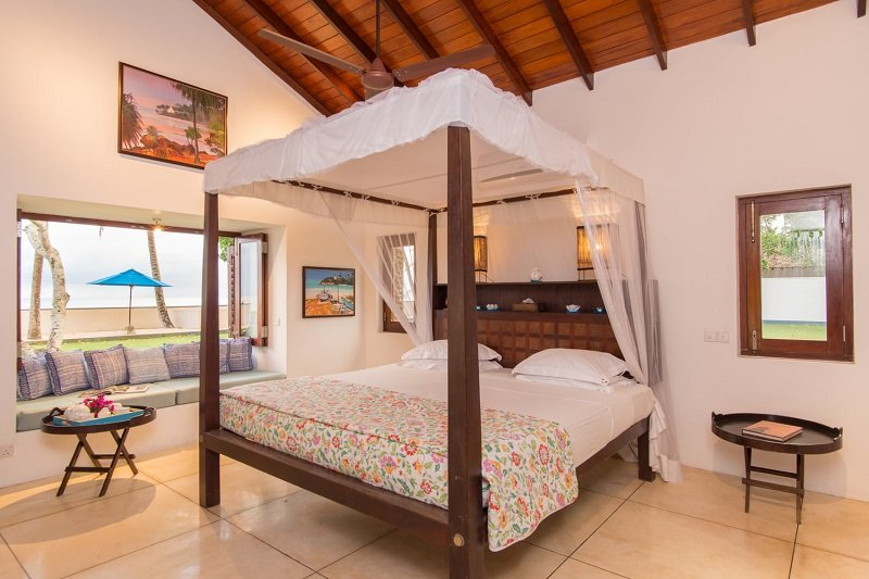 2nd Double Ensuoite bedrooms Auraliya Villa