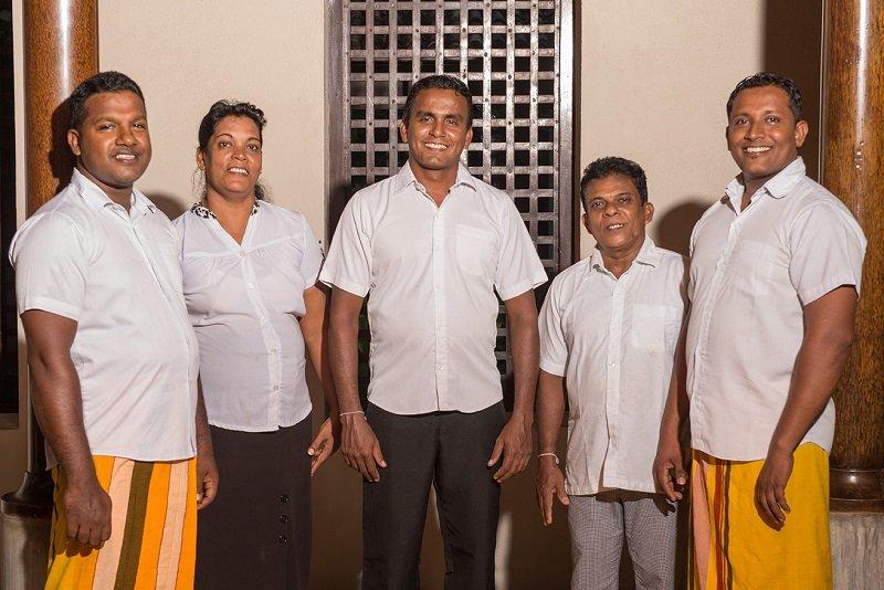 Auraliya villa Staff