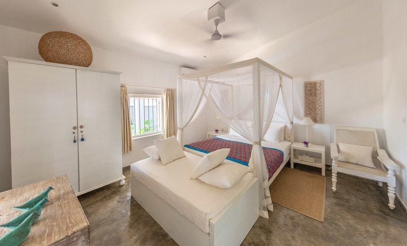 Ensuite double bedroom Taru Villas – 906 Hikkaduwa