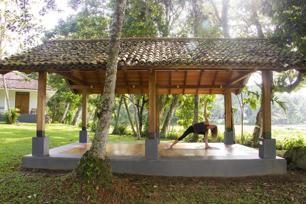 yoga shall Boundary house Villa Sri Lanka