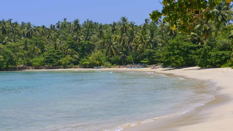 Best Beaches in Sri Lanka – The South Coast selection