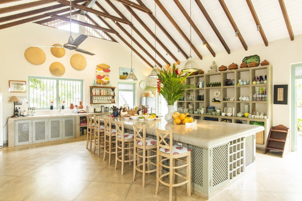 Kitchen Villa Gallle Sri Lanka