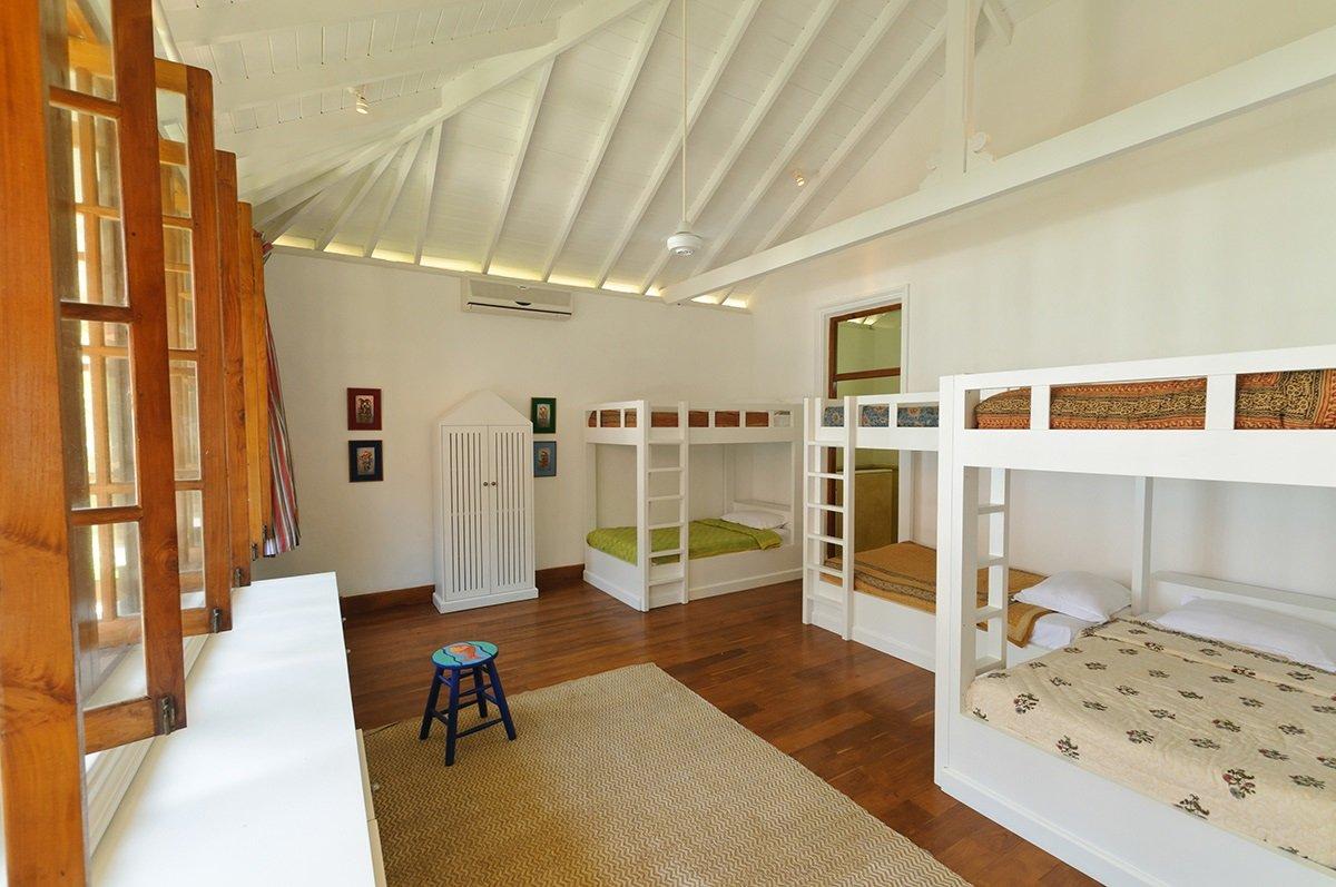 Bunk Bedroom Skye house