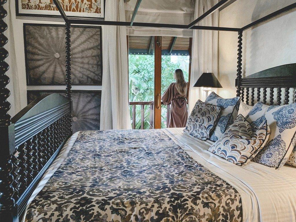 Ramya Suite ensuite bedroom