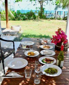 Food Mawella Beach hidaways