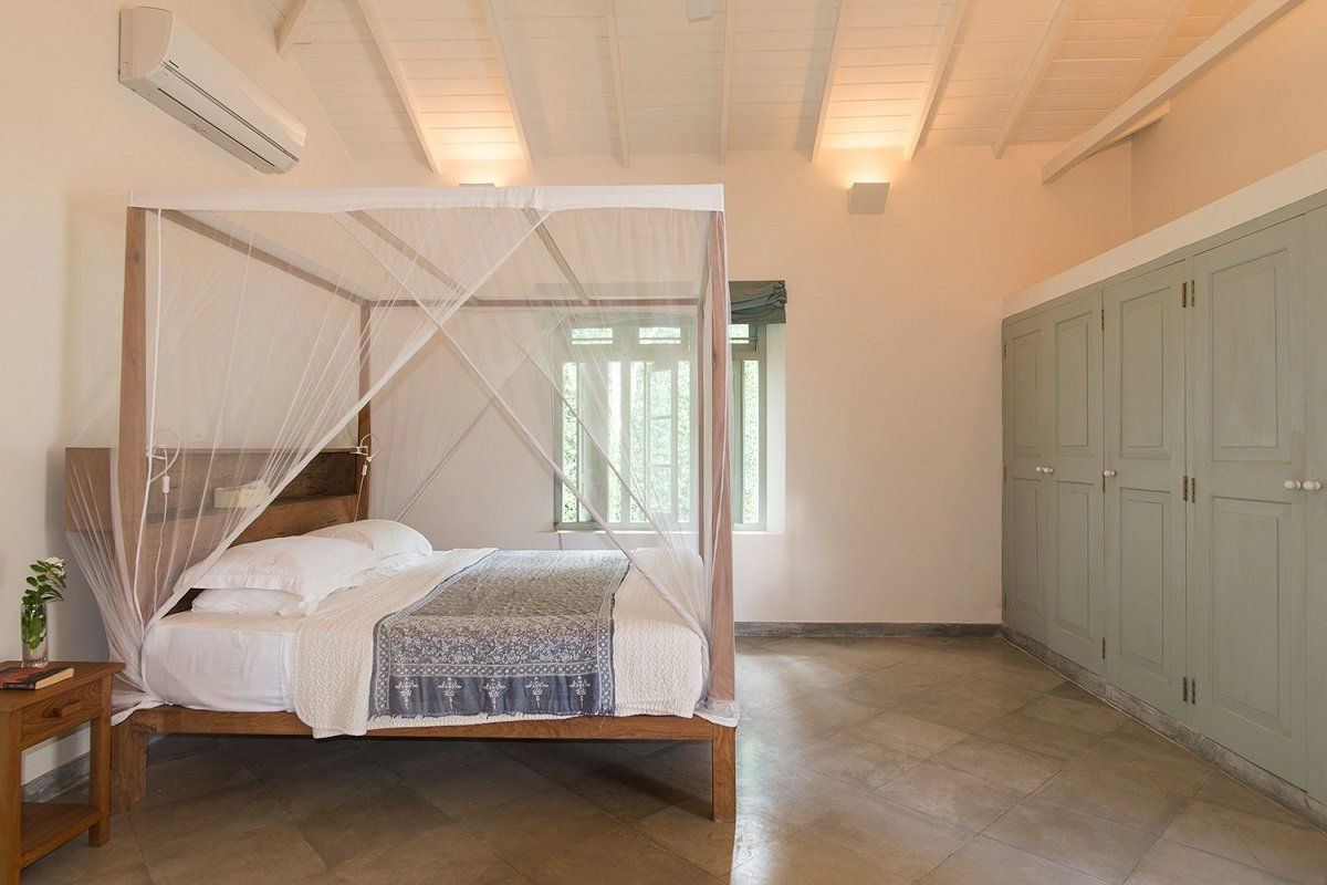Ensuite double bedrooms